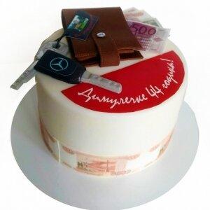 Торт Мечты сбываются №2