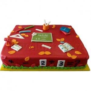 Торт Школьный 2