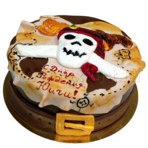 Торт Пиратский