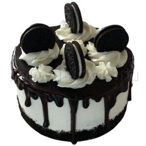 Торт с печеньем Орео