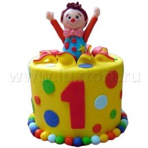 Торт Сюрприз №2