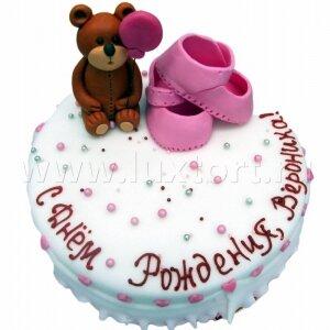 Торт Пинетки с Мишкой