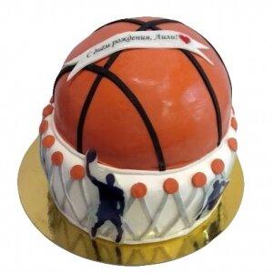 Торт Баскетбол №2