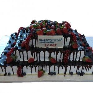 Ягодный торт ЭНЕРГОПРОФ