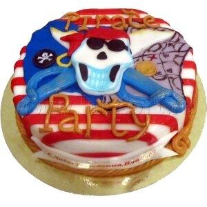 Торт Пиратский №2
