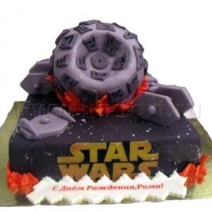 Торт Star Wars 3