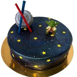 Торт Звёздные Войны, Мастер Йода.