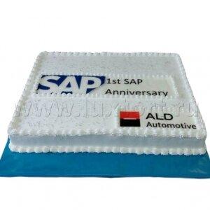 Торт Корпоративный SAP/ALD Automotive