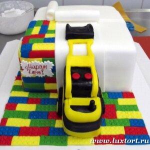 Торт Лего 5