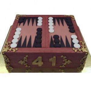 Торт Нарды №2