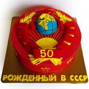 Торт СССР