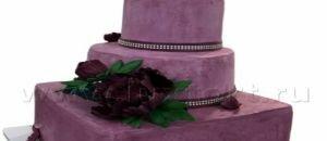 Какой стиль свадебного торта выбрать