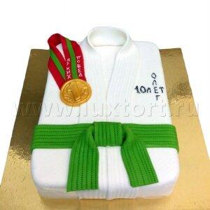 Торт Кимоно №2