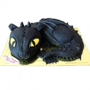 Торт Дракон Ночная Фурия