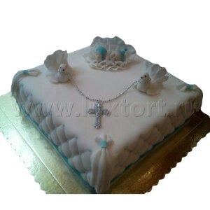 Торт на Крестины №2