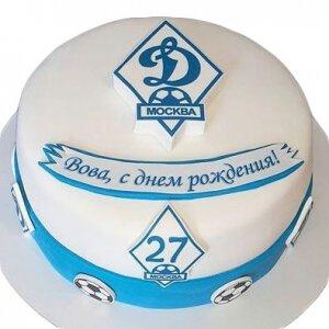Торт Динамо