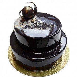 Зеркальный торт Космос