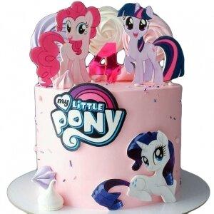 Торт Литл Пони №2