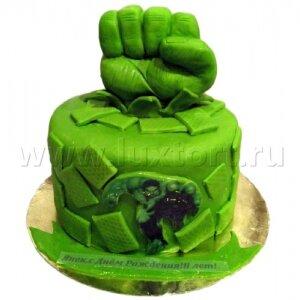 Торт Халк 2