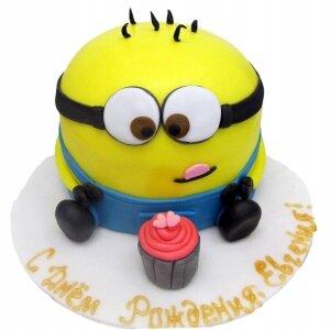 Торт Миньон с пирожным №2