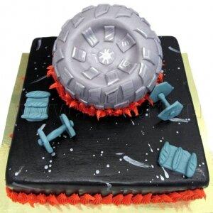 Торт Star Wars 2