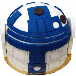 Торт R2D2