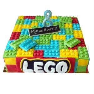 Торт Лего №8