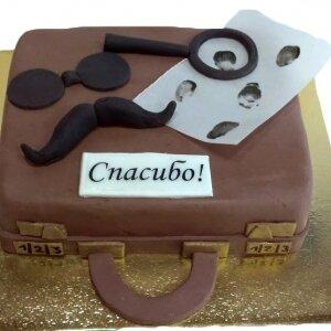 Торт Криминалисту