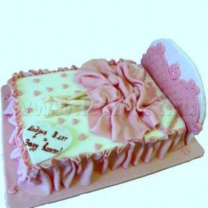 Торт На кровати