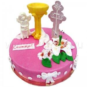 Торт Крестины 2