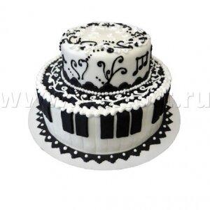 Торт Музыкальный
