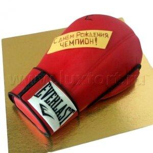 Торт Боксерская перчатка