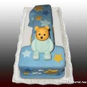 Торт Один годик