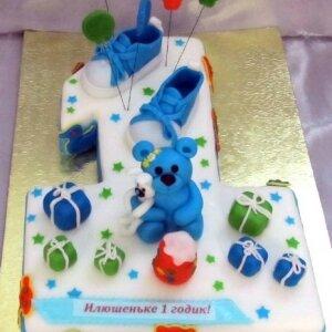 Торт Один годик №10